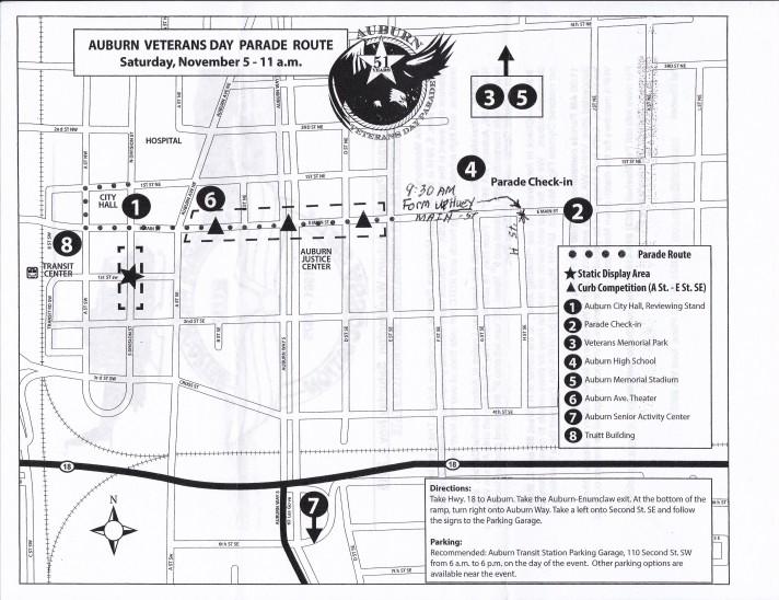 Auburn 2016 Map